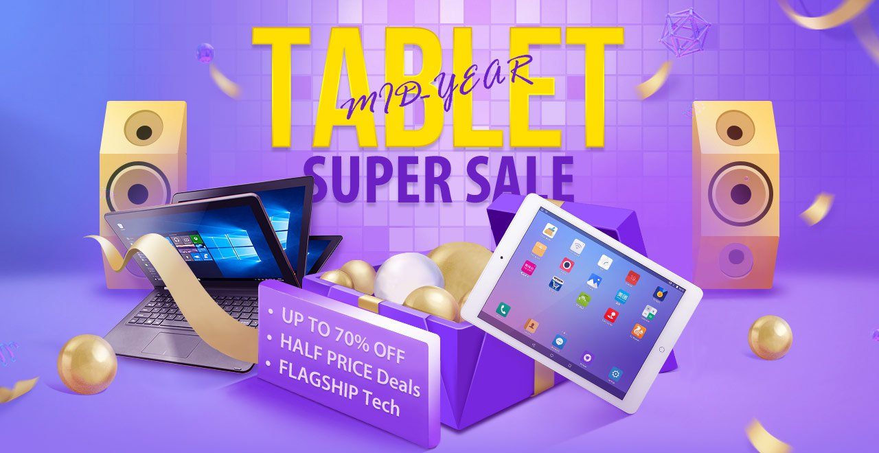 The 2017 Best Tablet PC Flash Sale from $59.99