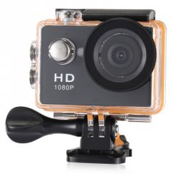Купить A9 HD 1080P MJPEG 2 inch LCD IP68 30m Waterproof Sports Action Camera DVR по акционной цене