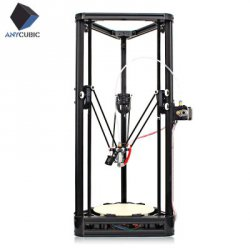 Купить дешево Anycubic Kossel Upgraded Pulley Version Unfinished 3D Printer со скидкой