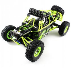 Акция на товар WLtoys No. 12428 1 / 12 2.4GHz 4WD RC Off-road Car