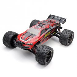 Акция на товар 9116 1 / 12 Scale 2WD 2.4G 4 Channel RC Car Truck Toy RC Racing Truggy Toy
