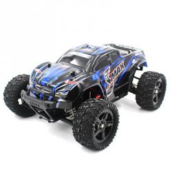 Акция на товар REMO HOBBY 1631 1:16 4WD RC Brushed Truck - RTR