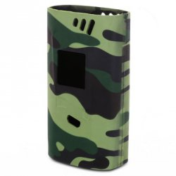 Акция на товар Silicone Sleeve Case for Smoktech SMOK Alien 220W Mod