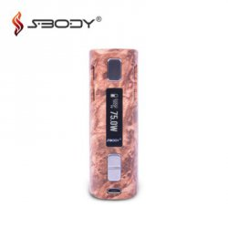 Купить недорого Original SBODY C1D2 DNA75W E Cigarette TC Mod