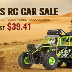 The RC Auto Flash Sale from Just $39.41