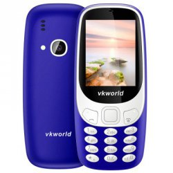 Купить недорого Vkworld Z3310 Quad Band Unlocked Phone