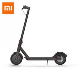 Акция на товар Original Xiaomi M365 Folding Electric Scooter