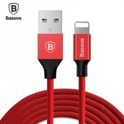 Купить Baseus Yiven 8 Pin Data Charging Braided Cable 1.8M с хорошей скидкой