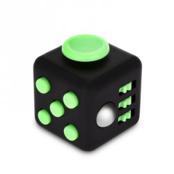 Акция на товар ABS Stress Reliever Fidget Magic Cube for Worker