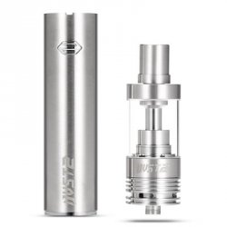 Акция на товар Original Eleaf iJust 2 Stainless Steel E-Cigarette Kit with 2600mAh Battery 5.5ml Atomizer