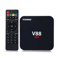Купить недорого SCISHION V88 TV Box Player Rockchip 3229 Quad Core