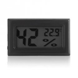 Купить со скидкой Mini Digital LCD Indoor Thermometer Hygrometer