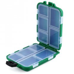 Купить со скидкой 10 Compartments Portable Fishing Tackle Box