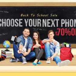 The 2017 Best School Ready Day Mobile Phone Flash Sale Save up to 70% off