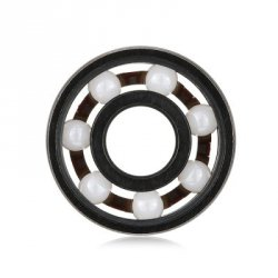 Купить Ceramic + Stainless Steel 608 Hybrid Ball Bearing - 1pc по акционной цене