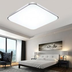 Купить BRELONG Personalized Square LED Ceiling Light 180 - 240V по акционной цене