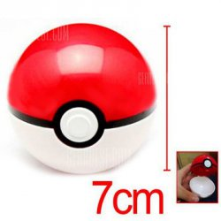 Купить дешево 7cm Pokemon Ball Anime Action Figure Collection Toy Cosplay Prop со скидкой