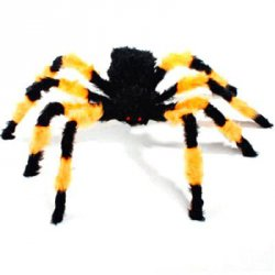 Купить недорого Scary Halloween Artificial Fuzzy Spider