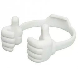 Купить Universal Silicone Tablet Finger Stand Holder по акционной цене