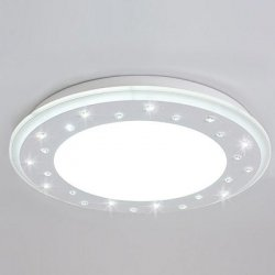 Купить недорого European Style Crystal Round Ceiling lights 220V