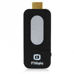 Купить со скидкой PTVdisplay DA02 Airplay WiFi Display Miracast TV Internet Dongle