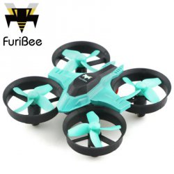 Купить со скидкой FuriBee F36 2.4GHz 4CH 6 Axis Gyro RC Quadcopter