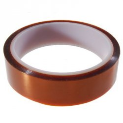 Акция на товар 24mm High Temperature Resistant Kapton Adhesive Tape