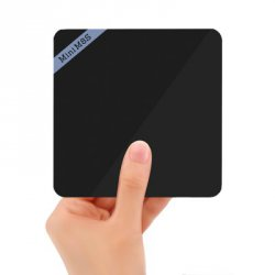 Купить дешево Mini M8S II 4K Smart Digital TV Box Amlogic S905X Quad Core Processor со скидкой
