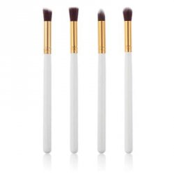 Купить 4pcs Makeup Cosmetics Liquid Foundation Blending Brush с хорошей скидкой