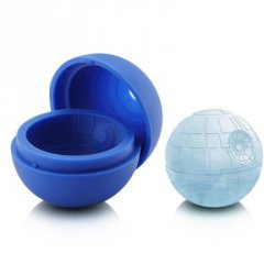 Купить недорого gocomma Death Star Silicone Ice Cube Trays Ice Ball