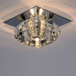 Купить LightMyself 3W 250LM Crystal Corridor Ceiling Lamp по акционной цене