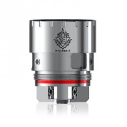 Акция на товар SMOK TFV12 BIG FAMILY V12 - RBA - T Coil Deck