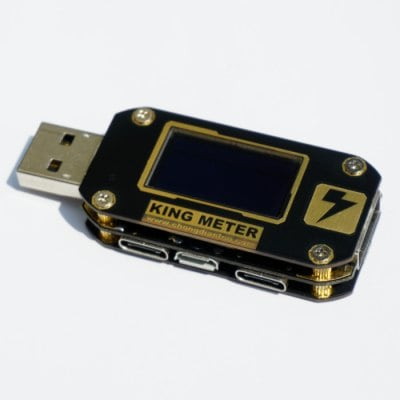 High-precision USB PD Tester