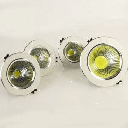 Светодиодные потолочные светильники 5 Ватт