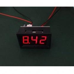 Амперметр с индикатором 0.56 дюйма, или попросту показометр.