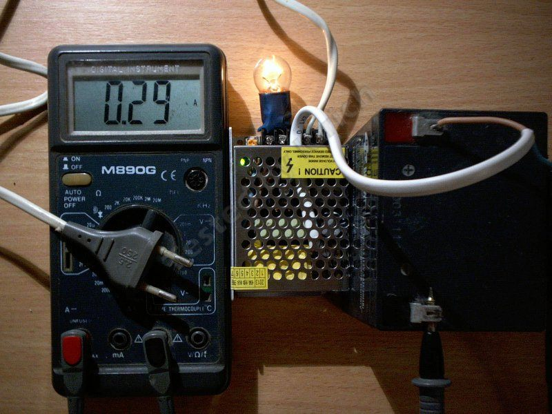 """Блок питания 12 Вольт 3 Ампера и небольшой """"допилинг"""""""