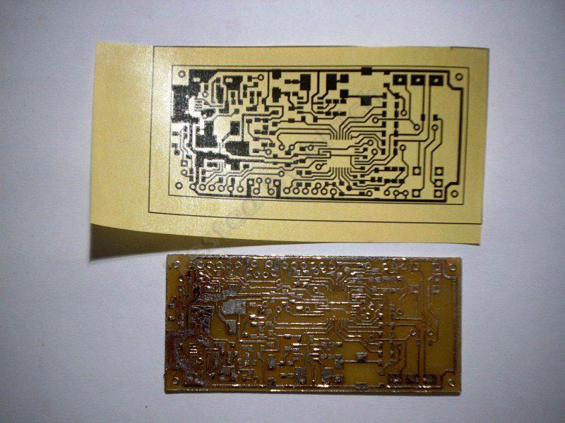 Бумага для изготовления печатных плат по технологии ЛУТ или как изготовить печатную плату в домашних условиях.