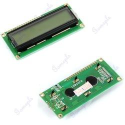 LCD дисплей 1602 или
