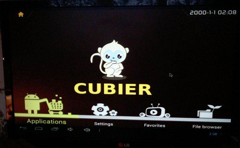 CubieTruck или по-простому Кубик.