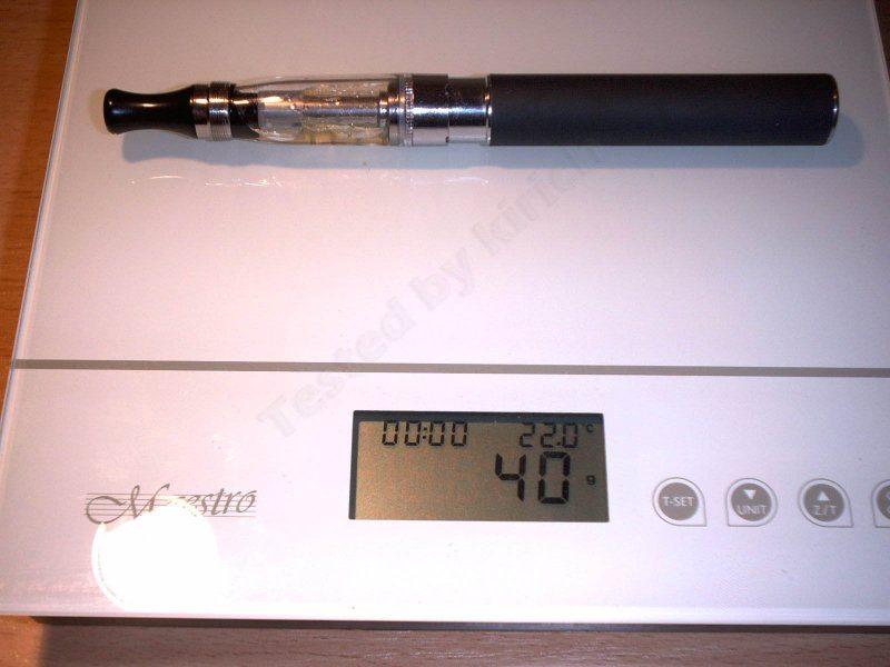 ECT CE4W-2 или моя первая электронная сигарета.
