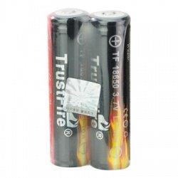 TrustFire 18650 2400mAh, коротко, но как в аптеке.