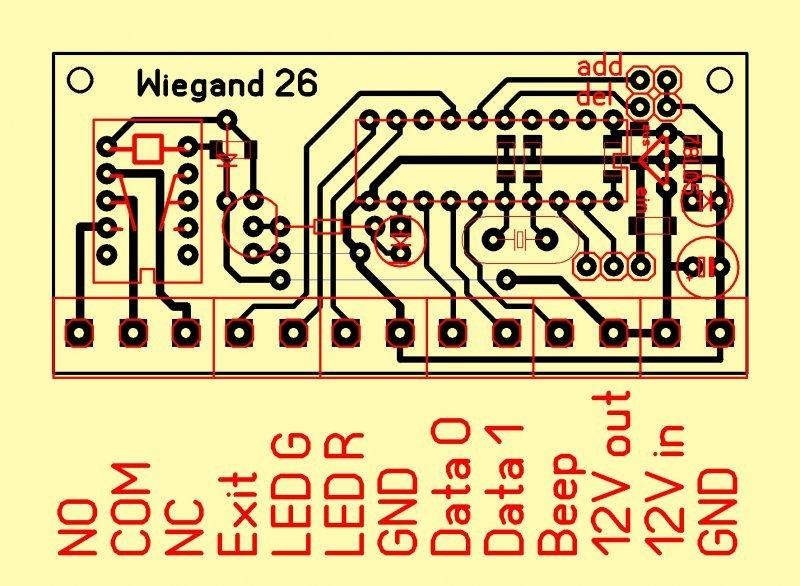 RFID 125 КГц считыватель или DIY, когда его совсем не ждешь :)