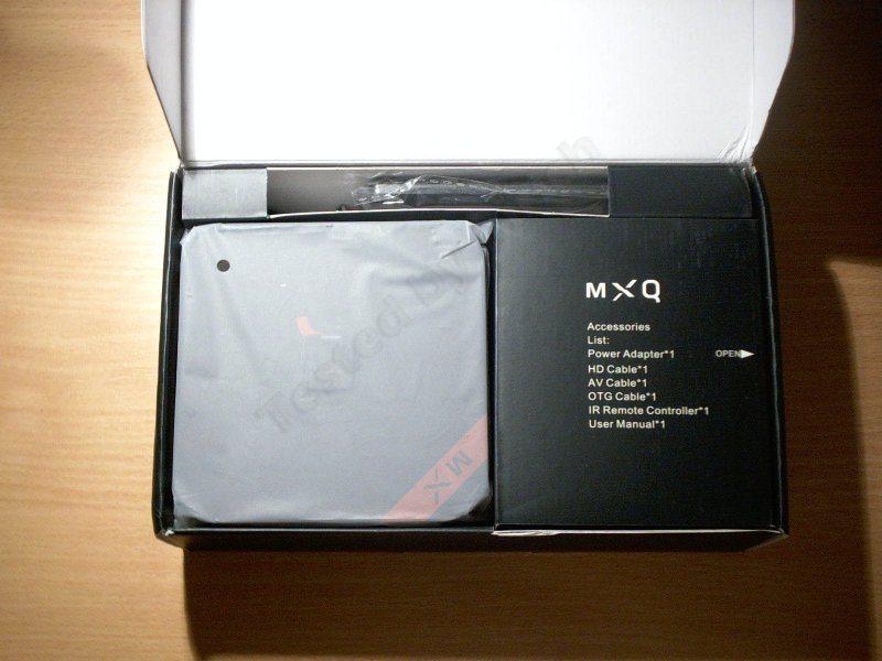 TV box MXQ S85 Amlogic S805