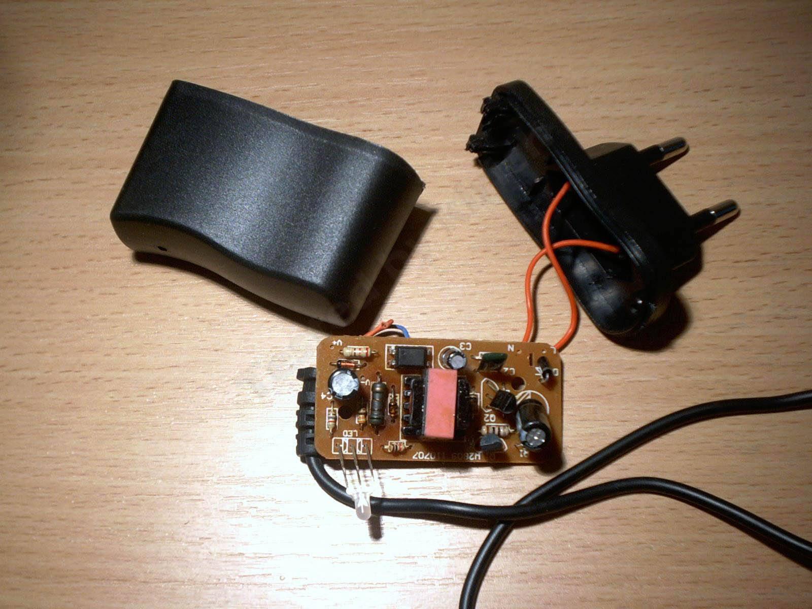 Ремонт своими руками зарядку для телефона 440