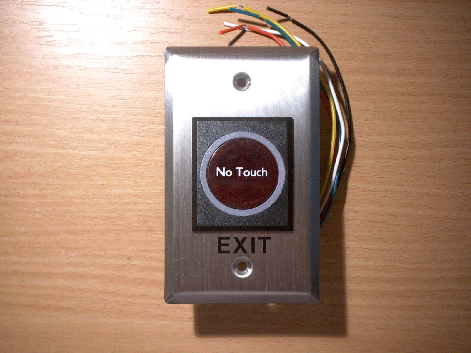 """Не совсем обычная """"кнопка"""". ИК датчик приближения."""