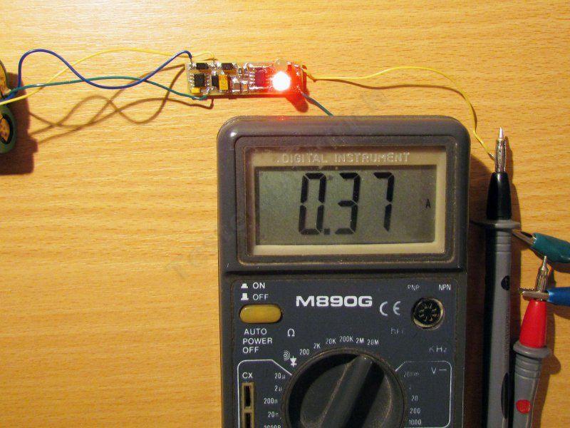 SC6038 или зарядка для 7.4V батареи своими руками.