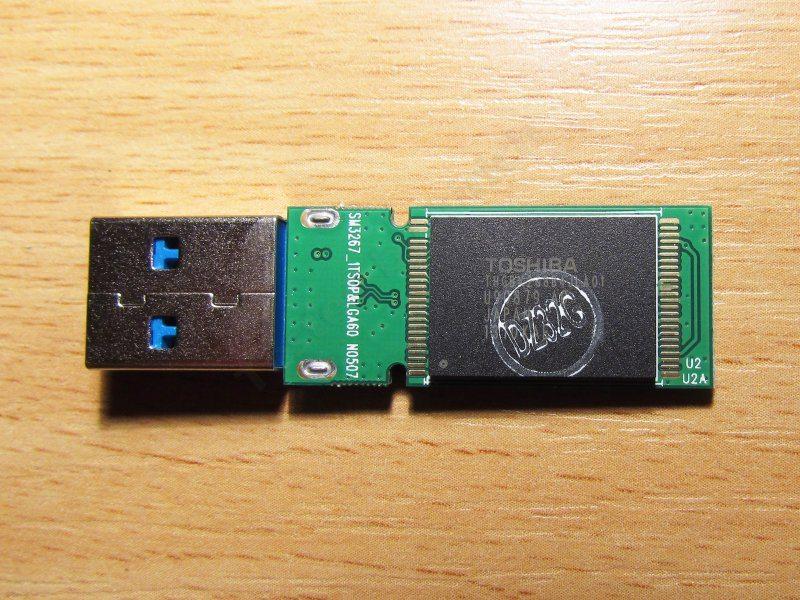 SSK 32GB Не все то USB3.0, что имеет синий разъем.