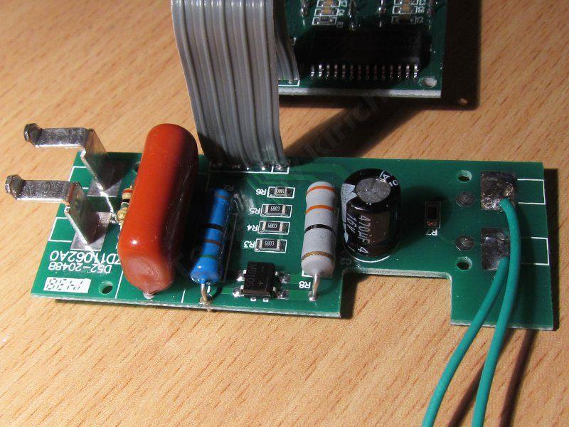 Измеритель напряжения, тока, мощности на DIN рейку. Мощная штучка.