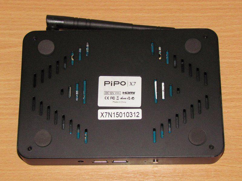 PIPO X7, ТВ бокс на Windows 8.1, который вполне может заменить небольшой компьютер.