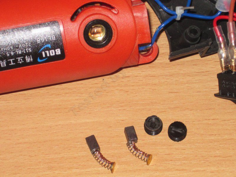 0.6-6.5mm 400W 220V Mini Die Grinder. Или просто гравер.